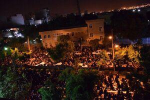 مراسم شب قدر مسجد شهید بهشتی