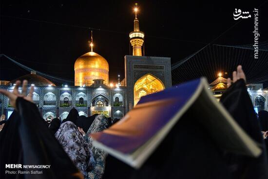 عکس شب قدر ماه رمضان جدید
