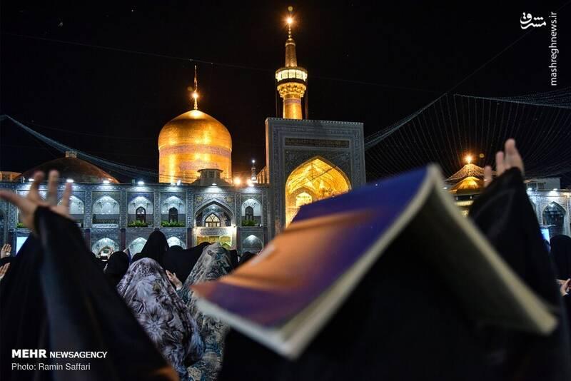 عکس ماه رمضان شب قدر