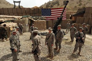 پشت پرده ورود نیروهای ویژه آمریکایی با 60 خودروی نظامی به استان الانبار عراق + نقشه میدانی و عکس