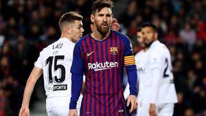 والنسیا قهرمان جام حذفی اسپانیا شد/ بارسلونا دومین جام فصل را هم از دست داد