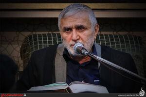 فیلم/ شب بیستوششم ماه رمضان98 با نوای حاج منصور ارضی