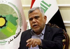العامری از تظاهرات میلیونی علیه آمریکا در عراق حمایت کرد