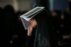 شب قدر در مصلی تهران