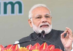 نخستوزیر هند: ارتباط با ایران را تقویت میکنیم