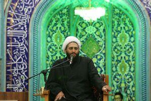 عکس/ شب قدر در مسجد بهشتی با مداحی مطیعی