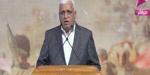 اظهارات رئیس الحشد الشعبی درباره تحریم نفتی ایران