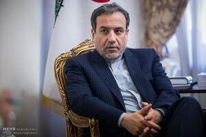 عراقچی:با امضای پیمان عدم تجاوزمی توان راه اعتمادسازی راهموار کرد