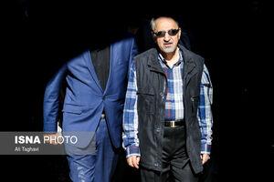 فیلم/حضور نجفی در پلیس آگاهی تهران بزرگ