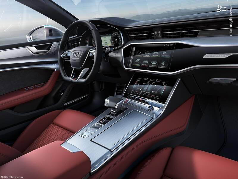 Audi S7 Sportback TDI (2020)
