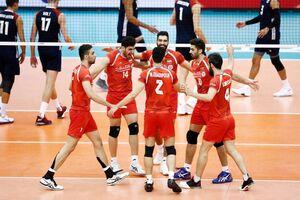 بلندقامتان ایران در نخستین گام به مصاف ایتالیا میروند