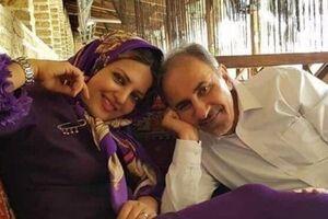 خواهرم به خاطر تصمیم به افشاگری علیه نجفی کشته شد/ نجفی همسر اولش را طلاق داده/ خواهرم با نهادهای امنیتی ارتباطی نداشت/ رضایت نمیدهیم