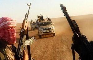 انتقال دهها عضو داعش از سوریه به عراق توسط آمریکا
