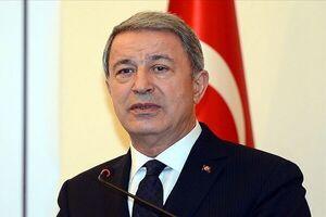 خلوصی آکار: ترکیه در حفظ منافع خود مصمم است