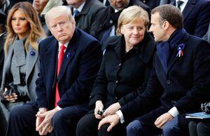 ترامپ مقابل اروپا