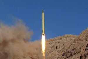 موشک ایران - نمایه