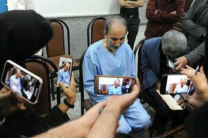 زهرا نجفی: سیاسیون در پرونده پدرم دخالت نکنند