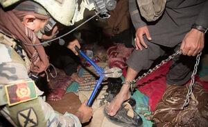 عکس/ نجات ۲۸ زندانی از چنگ طالبان