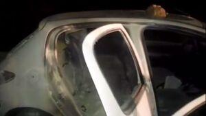فیلم/ حمله وحشیانه به خودروی خبرنگاران ورزشی در اصفهان