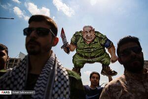 عکس/ راهپیمایی روز جهانی قدس در تهران