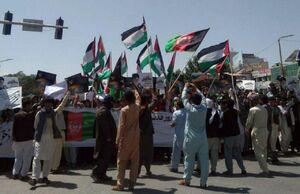 عکس/ راهپیمایی روز قدس در افغانستان