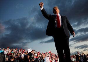 چه الفاظی توسط ترامپ بیشتر به کار میرود؟