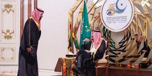 روایت المیادین از تنهایی ملک سلمان در اجلاس مکه