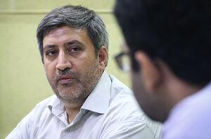 حمید خلیلی - مدیر نشر شهید کاظمی
