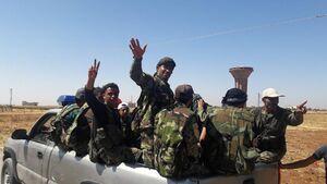 آخرین تحولات میدانی شمال سوریه؛ جزئیات حملات سنگین تروریستها به شهرک راهبردی «الحویز» در شمال غرب استان حماه + نقشه میدانی و عکس