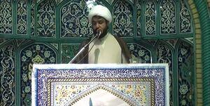ابتکارجالب یک امام جمعه درخطبهها