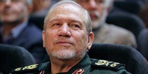 تمام شناورهای بیگانه در تیررس موشکهای ایران هستند