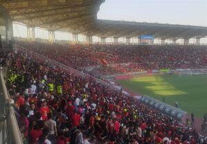 هجوم سوسک و ملخ به فینال جام حذفی
