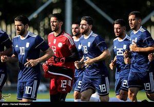 AFC: عصر جدید تیم ملی فوتبال ایران در تهران