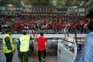 افتضاح و رسوایی در برگزاری فینال جام حذفی