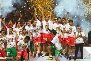دبل سرخپوشان در قهرمانی/ پیروزی شاگردان برانکو در شب زشت فوتبال ایران +عکس و فیلم