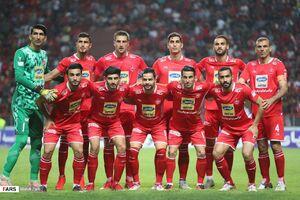 جشن قهرمانی پرسپولیس در جام حذفی