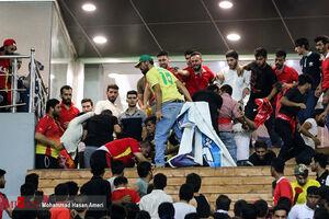 برخورد قاطع با مسببان حوادث فینال جام حذفی