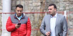سهند حبیب زاده - مشاور مدیرعامل پرسپولیس