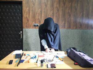 دستگیری سارقی با مدرک فوق لیسانس