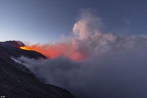 آتشفشان «اتنا»