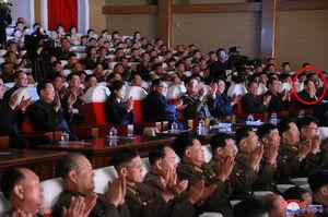 عکس/ مذاکرهکننده کرهشمالی اعدام نشده است