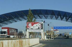 فیلم/ بازگشایی رسمی گذرگاه مرزی سوریه و عراق