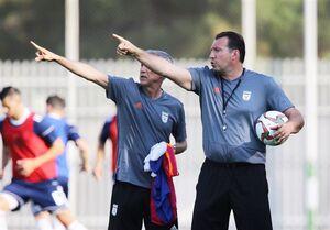 ویلموتس: دنبال فوتبال زیبای همراه با نتیجه هستیم