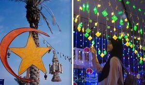 عکس/ مراسم جشن عید فطر در دنیا