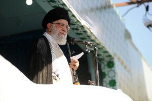 نماز عید فطر رهبر انقلاب
