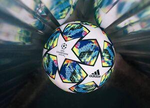 عکس/ توپ فصل آینده لیگ قهرمانان اروپا