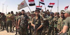آزادی 23 منطقه در سوریه در 40 روز گذشته +جدول