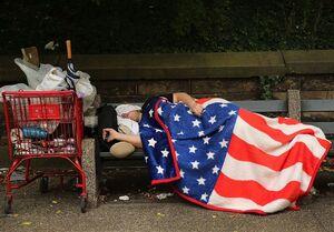 مگر آمریکا، این کشور پیشرفته هم گرسنه دارد؟ +جدول
