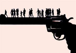 فرهنگ خشم و خشونت در آمریکا