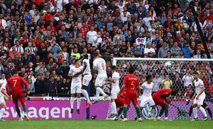 فیلم/ خلاصه دیدار پرتغال ۳-۱ سوئیس؛ درخشش رونالدو